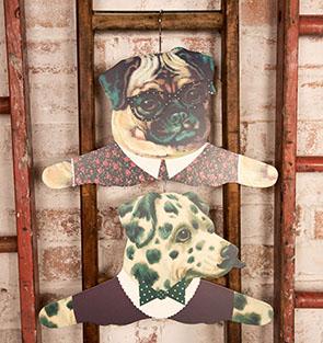 "Clothes hanger ""Dog Dress Up"""