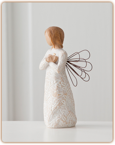 "Figurine Willow Tree ""Remembrance"""