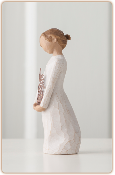 "Figurine Willow Tree ""Gracious"""