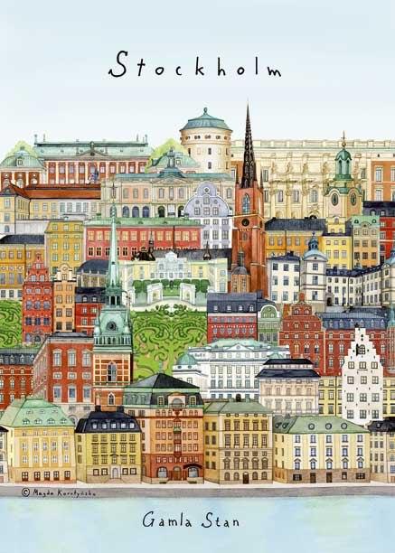 posters affär stockholm
