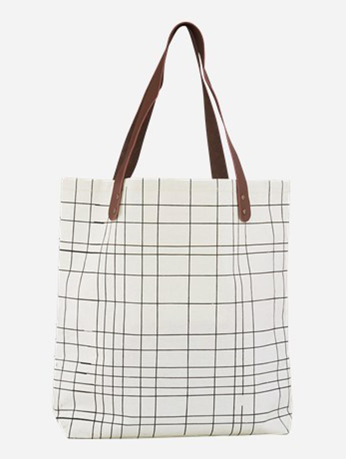 Blå Gungan - webshop design & crafts - Bag Housedoctor, Plaid