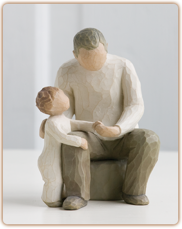 "Figurine Willow Tree ""Grandfather"""