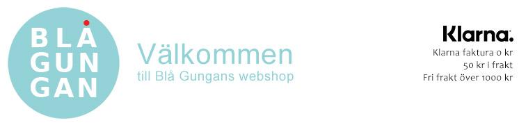 Blå Gungan - webshop design och inredning