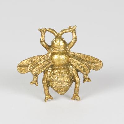 Drawer Knob Bee, Gold