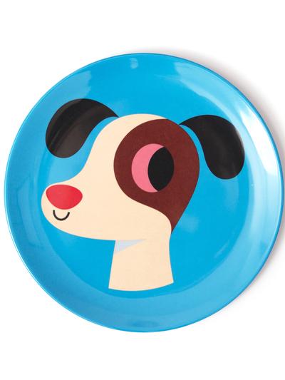 """Plate Ingela P Arrhenius """"Dog"""""""