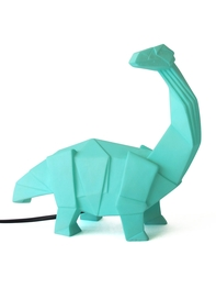 Dinosaur Lamp, Green