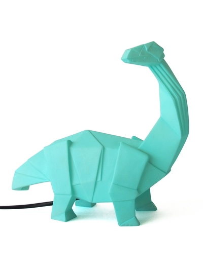 Dinosaurielampa, Grön