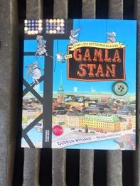 """Book """"Familjen Ratzbergers guide till Gamla stan"""""""