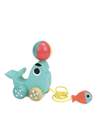"Pull toy ""Sea Lion"", Ingela P. Arrhenius"