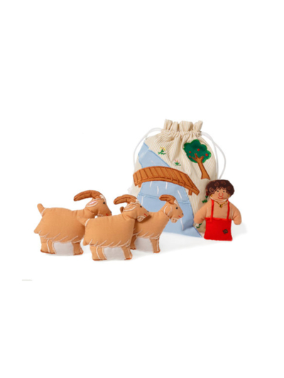 Story bag - The three billy goats