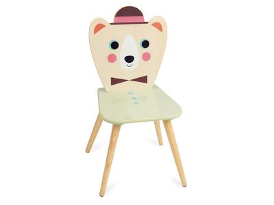 """Childrens chair by Ingela P. Arrhenius, """"Bear"""""""