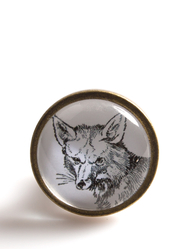 Drawer Knob Fox
