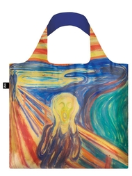 Shoppingväska, Loqi EDVARD MUNCH The Scream