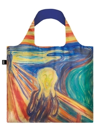 Shoppingbag, Loqi EDVARD MUNCH The Scream