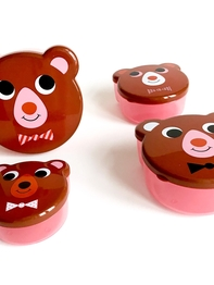 Snackbox set, Bears