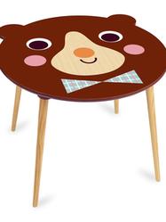 """Barnbord av Ingel P. Arrhenius """"Nalle"""""""