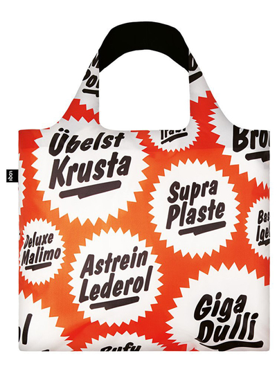 "Shoppingbag, Loqi ""PETER ZIZKA Mega Bag"""