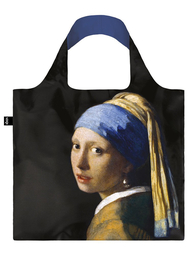"Shoppingbag, Loqi ""VERMEER Girl with a Pearl Earring, c.1665"""