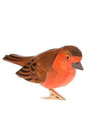 """Fågelklämma """"Rödhake"""""""
