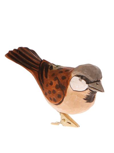 """Bird Clip """"Sparrow"""""""