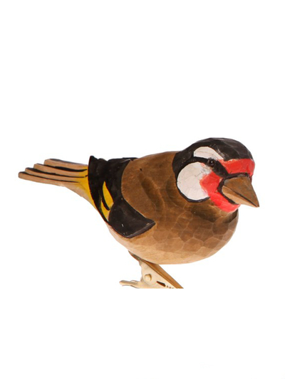 """Bird Clip """"Goldfinch"""""""