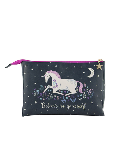 "Make up bag ""Starlight Unicorn"""