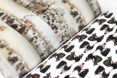 "Paper Craft Book big ""Winter Scenes"""