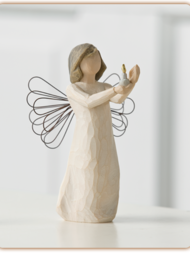 """Staty Willow Tree """"Angel of Hope"""""""