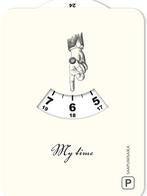 Parkeringsskiva - My Time