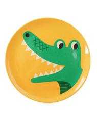 "Tallrik Ingela P Arrhenius ""Krokodil"""