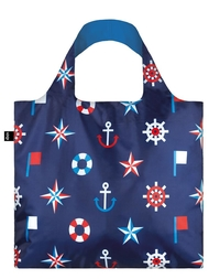 "Shoppingbag, Loqi ""Nautical"""