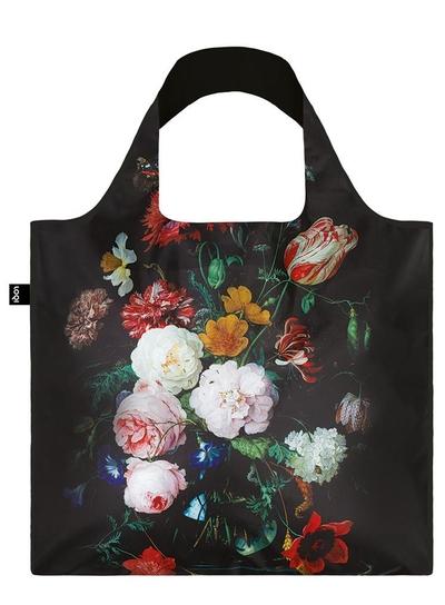 "Shoppingbag, Loqi ""DE HEEM Still Life with Flowers, c.1650-83"""