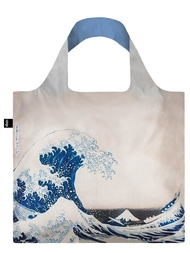 "Shoppingväska, Loqi ""HOKUSAI The Great Wave, 1831"""