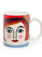 Mug Porcelain Ingela P Arrhenius, Mrs Cooper