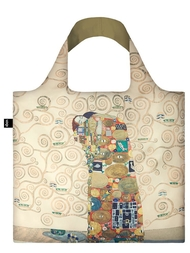 "Shoppingbag, Loqi ""GUSTAV KLIMT The Fulfilment"""