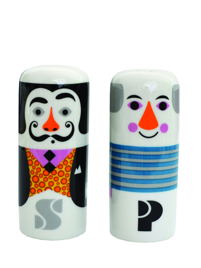 Salt & Pepper, Salvador & Pablo