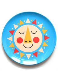 """Plate Ingela P Arrhenius """"Sun"""""""