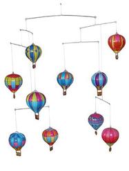 Mobil Luftballonger i plåt