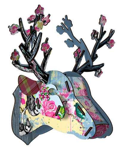 """Trophy Deer """"Blossom"""""""