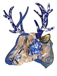 """Trophy Deer """"Prince charming"""""""