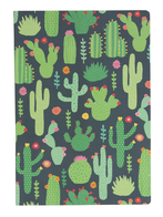 Anteckningsbok, kaktus