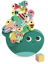 Balancing 'Whale' Ingela P. Arrhenius