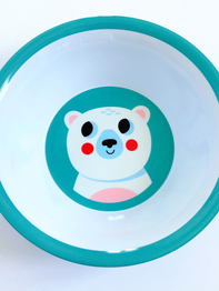 "Bowl Ingela P Arrhenius ""Polar Bear"""