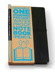 Skrivbok Vattentät
