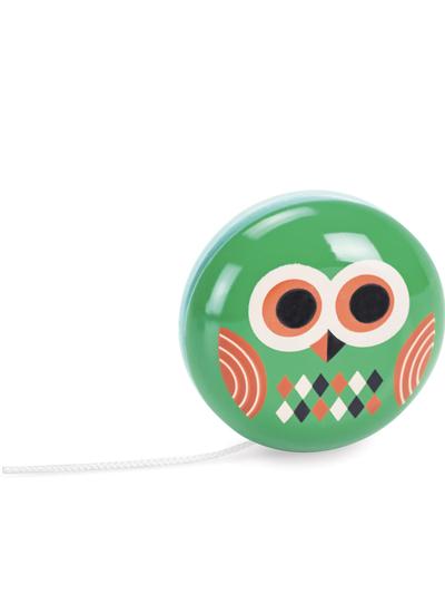Yoyo 'Owl' Ingela P. Arrhenius