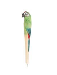 """Pen """"Green Parrot"""""""