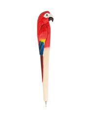 """Penna """"Röd Papegoja"""""""