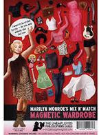 Magnetisk Klippdocka - Marilyn Monroe