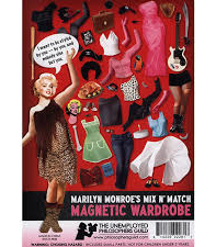 Magnetic Mix N´Match -Marilyn Monroe