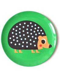"""Plate Ingela P Arrhenius """"Hedgehog"""""""